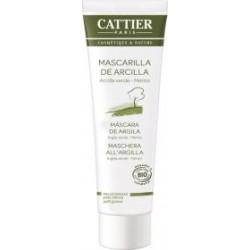 Mascarilla Arcilla Verde - Cattier