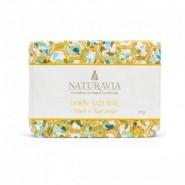 Jabón Natural Miel y Naranja Hidratante - Naturavia