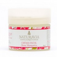 Crema Facial Rosa Mosqueta Pieles Maduras – Naturavia