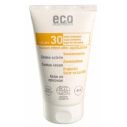 Crema Facial Hidratante Color SPF15 - Eco Cosmetics