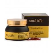 Crema Nutritiva Ayurvédica Azafrán- Soultree