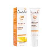 Spray Solar Cara y Cuerpo SPF30 – Acorelle